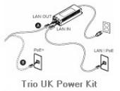 Polycom RealPresence Trio UK Power Kit