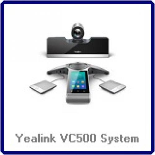Yealink VC500 High Definition video conferencing system