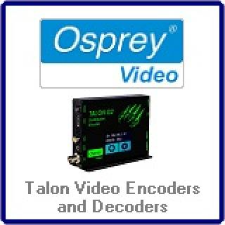 Talon Video Encoders/Decoders