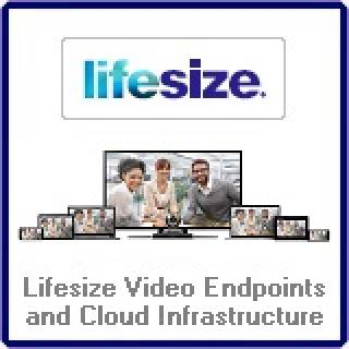 Lifesize Video Endpoints and Cloud Infrastructure
