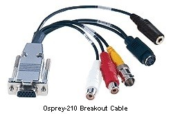 Osprey-210 breakout cable