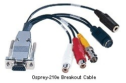 Osprey-210e breakout cable