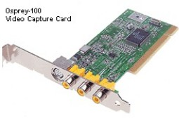 Osprey-100 PCI Analogue Video Capture Card