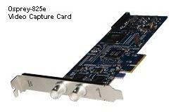 Osprey-825e Dual Channel High-Definition SDI Audio/Video Capture Card