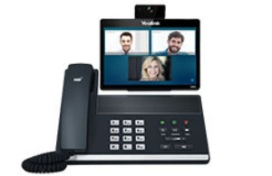 Yealink VP-T49G Video Phone is designed for executives and teleworkers