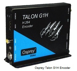 Osprey Talon G1H Encoder with HDMI and Composite video inputs