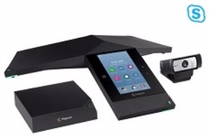 Polycom Trio 8800 Skype for Business SIP Conference Phone with Collaboration Kit