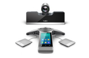 Yealink VC500 Video Conferencing System is optimized for small and medium meeting rooms